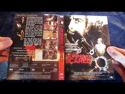 Unboxing: Running Scared (DVD)