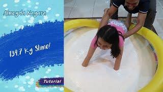 Video Hah?! Naya Berenang di Kolam yang Isinya 134,7 Kg Slime?! MP3, 3GP, MP4, WEBM, AVI, FLV Agustus 2017