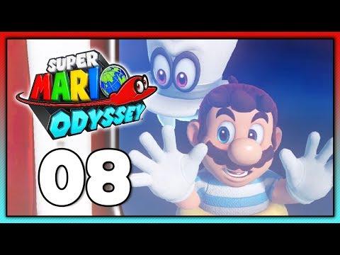 Super Mario Odyssey - Episode 8
