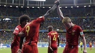 Belgium United States  city photo : BELGIUM's highlights 2-1 USA | 2014 World Cup 1/8 final | 2014/07/01