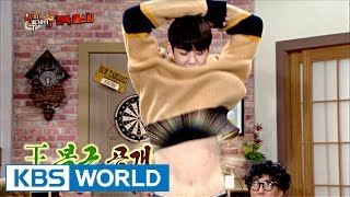 Video Perfect face, ChaEunwoo's girlgroup dance skill [Happy Together / 2016.10.20] MP3, 3GP, MP4, WEBM, AVI, FLV November 2017