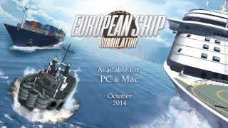 Видео European Ship Simulator