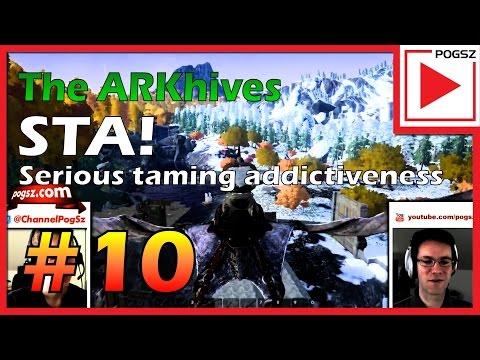 Vi lider av STA! Serious Taming Addictiveness!