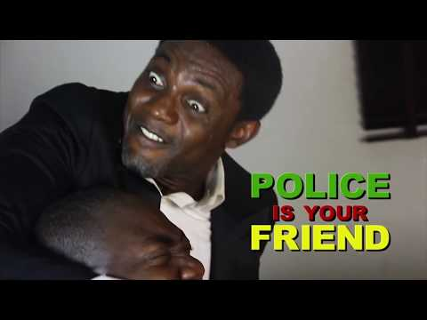 THE INTERROGATION - Starring AY And Yemi Blaq