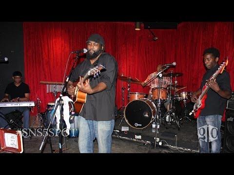 Sunday Night Soul. Jason Eskridge & Kiya Lacey. 06.08.14