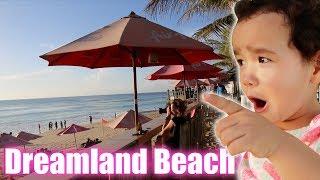 Video Dreamland Beach, Bali (with Zoila) MP3, 3GP, MP4, WEBM, AVI, FLV Juli 2019