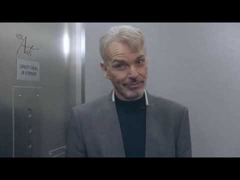 Lorne Malvo Full Psycho in the Elevator - Fargo Season 1 Clip