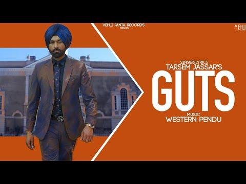 Guts - Tarsem Jassar , Western Pendu (Full Song) Latest Punjabi Songs 2019