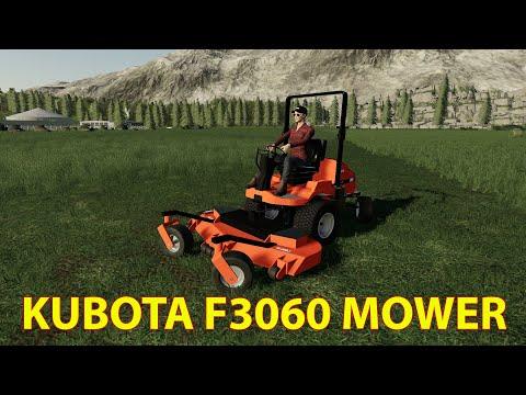 Kubota F3060 Mower v1.0.0.0
