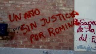 UN AÑO SIN ROMINA RIOS.