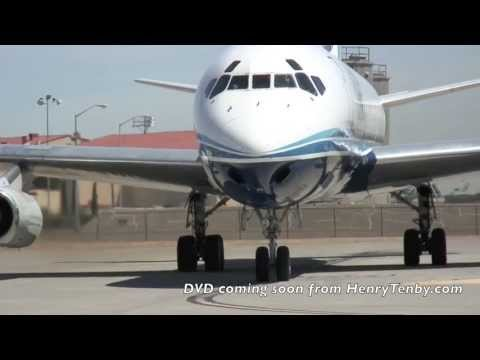 DC 8 - On May 12, 2013 ATI DC-8-62 N799AL operated its last ever flight from Travis Air Force Base to Hickam AFB in Hawaii. The week of May 13, 2013, the DC-8 opera...