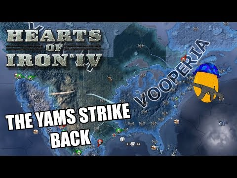 A WORLDWIDE REVOLUTION | Vooperian Empire #23 | Hearts of Iron 4 (видео)