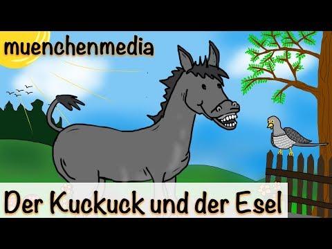 Kinderlieder deutsch - Der Kuckuck und der Esel - Kinderlieder zum Mitsingen | muenchenmedia