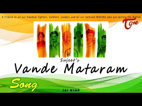 Vande Mataram | Telugu Patriotic Song 2020 | Sunaina Ruth I Sujeet Palakollu (Hunny)| TeluguOneTV
