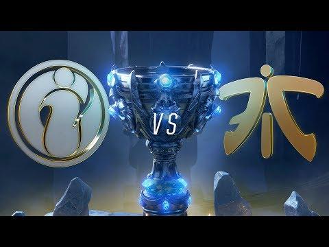 Mundial 2018: Invictus Gaming x Fnatic (Jogo 2) - Fase de Grupos - Dia 8