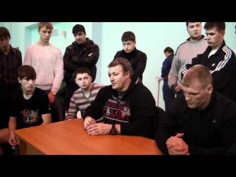 Мастер-класс по боевому самбо: Дело не в технике - DomaVideo.Ru