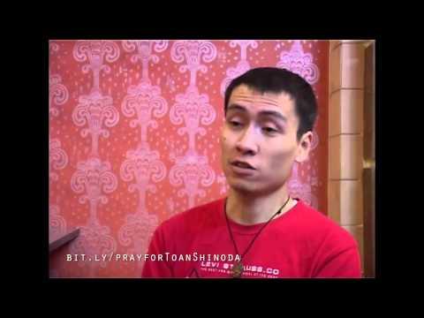 Clip hậu trường làm vlog của Toàn Shinoda trước khi mất