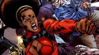 Will Misty Knight Get the Metal Arm? - SDCC 2016 by IGN