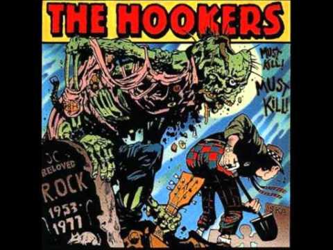 Hookers - Must Kill 10 Inch (Full Album)