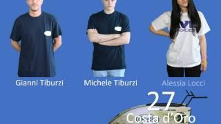 #vaporetti2017 Equipaggio N°27 Costa d'Oro
