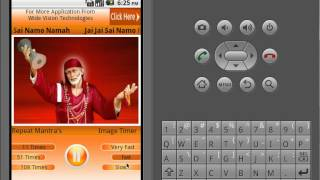 Sai Mantra YouTube video