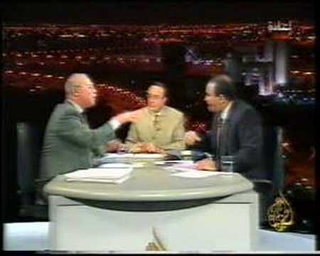 الصراع الحضاري في الجزائر/لقاء زيتوت والهاشمي الشريف 4 من 9