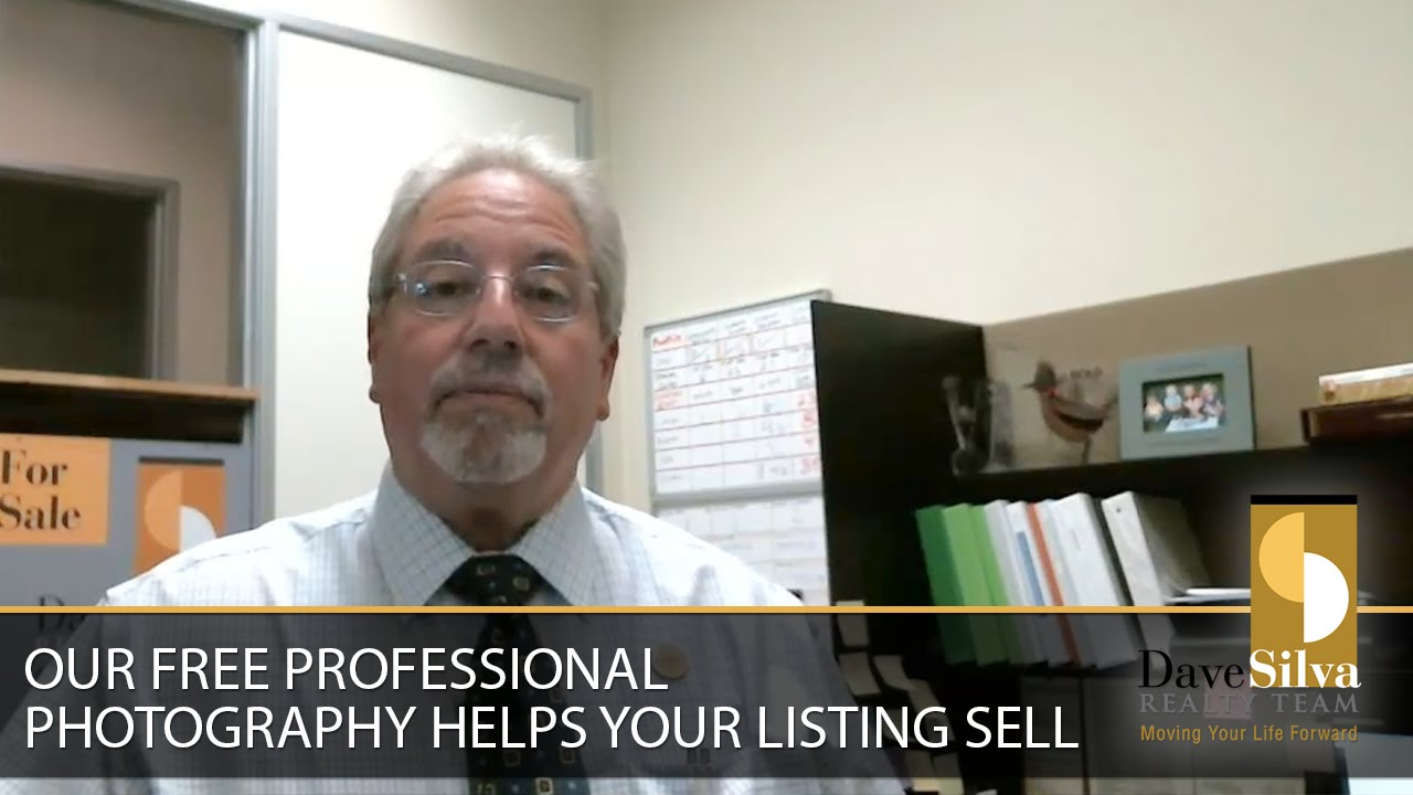 Our Free Professional Photography Helps Your Listing Sell
