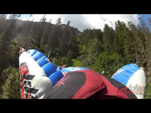 Rockstar Line - Wingsuit Proximity