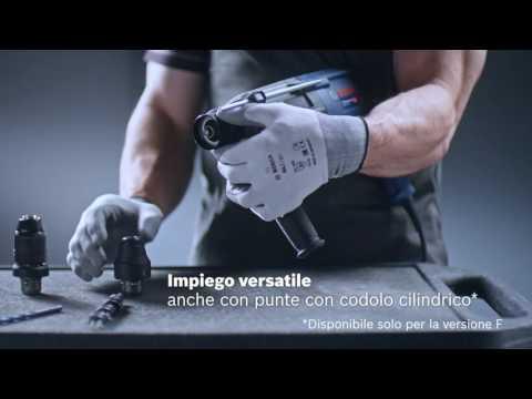 Martello perforatore GBH 2-28 e GBH 2-28 F Professional Bosch
