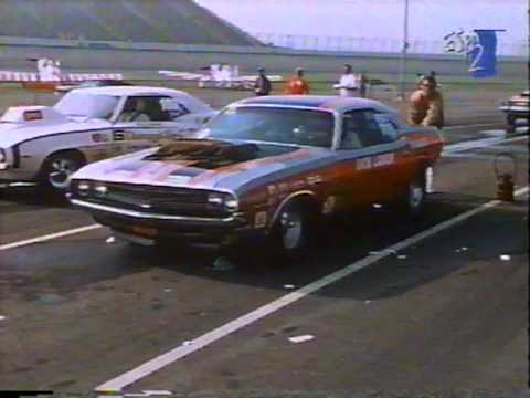 Drag Racing in the 70s