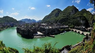 Zhenyuan (Guizhou) China  City pictures : Zhenyuan Ancient Town