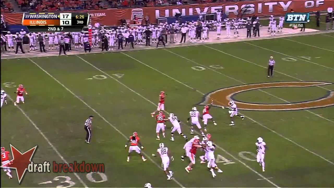 Jonathan Brown vs Washington (2013)