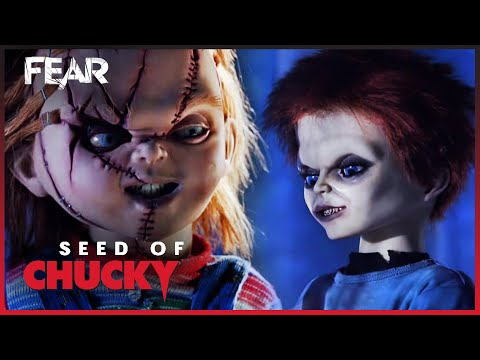 Chucky Vs Glen | Seed Of Chucky
