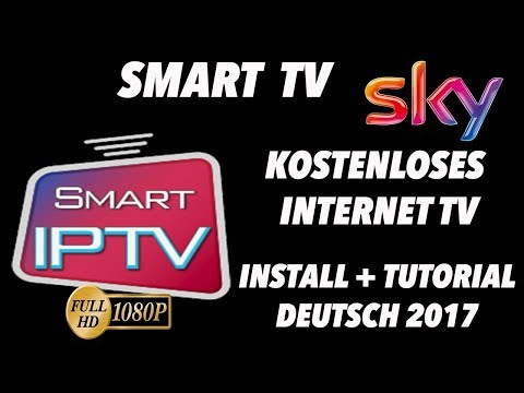 SMART TV ALLE SENDER SCHAUEN GRATIS (Download Link M3u)