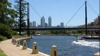 Trafalgar East Australia  City new picture : From a DRAIN to a COVE ( Claisebrook Cove, Perth )