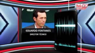 Entrevista con Eduardo Fentanes en TVC Deportes Al Dia