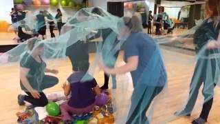 Seminario di danza creativa Fux - Il nido