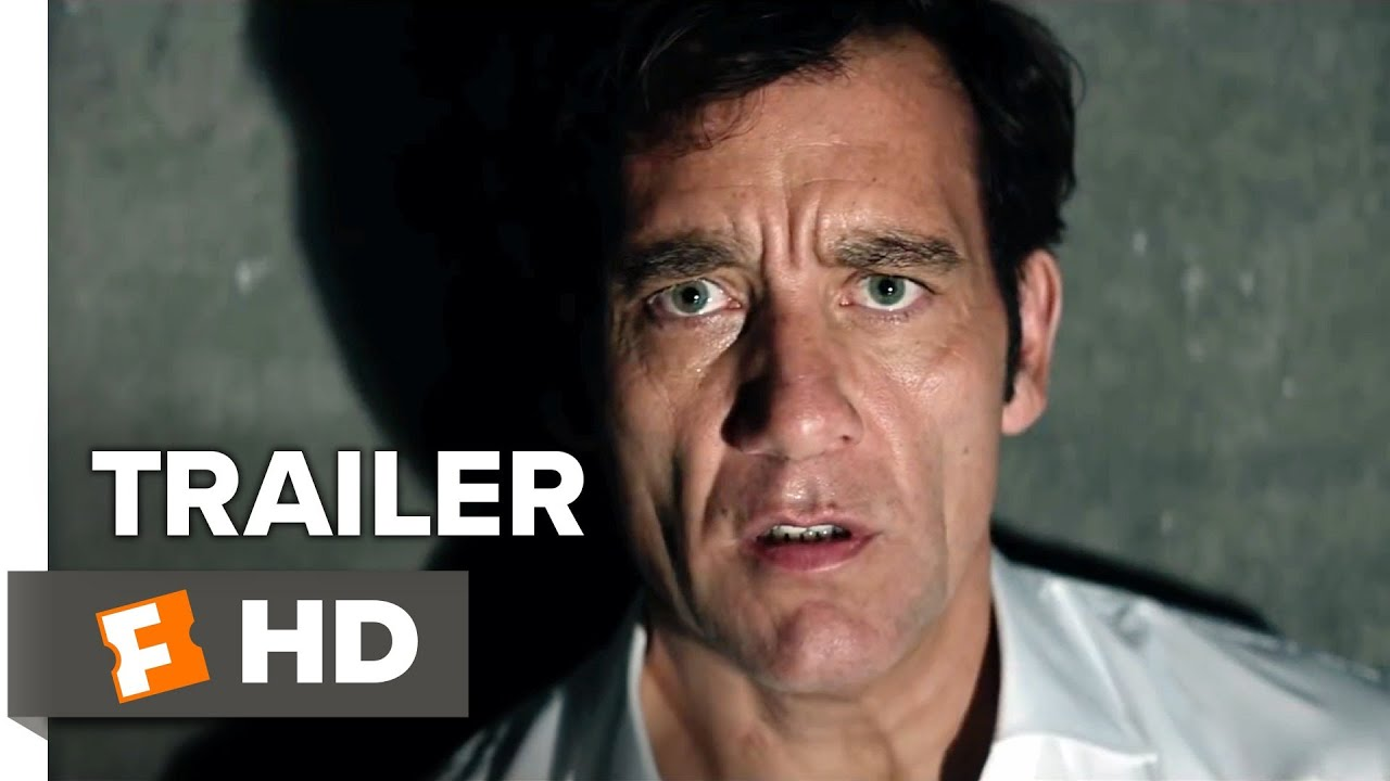 Clive Owen & Amanda Seyfried are off the Grid and on the Run in Science Fiction Thriller 'Anon' (Trailer)