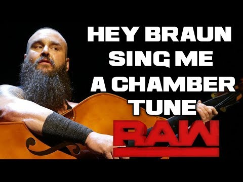 WWE Raw 2/12/18 Full Show Review & Results: THE TRUTH BEHIND THE 7 MAN ELIMINATION CHAMBER