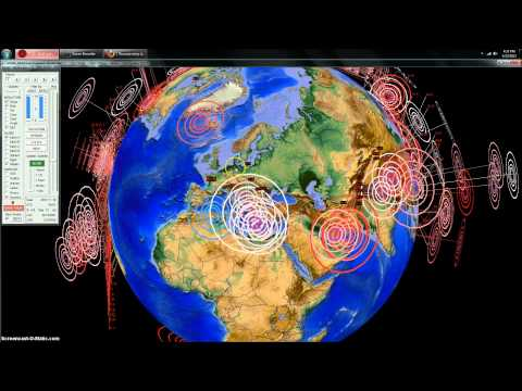 earth quake - Speaking on the topic of California / Dormant volcanic earthquakes at approximately the 6min 30sec point onwards. This video was recorded a few hours before ...