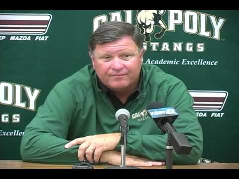 Cal Poly Men's Soccer Head Coach Steve Sampson