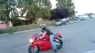 10. Ducati SS1000, no mufflers