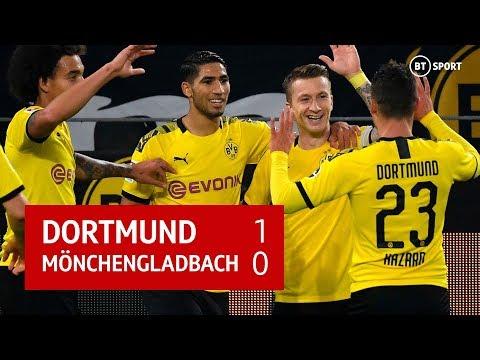 BV Ballspiel Verein Borussia Dortmund 1-0 VFL Vere...