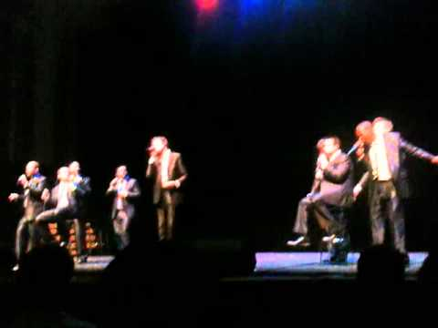 Straight No Chaser - Liverpool, UK, 13/02/12  - I'm Yours.