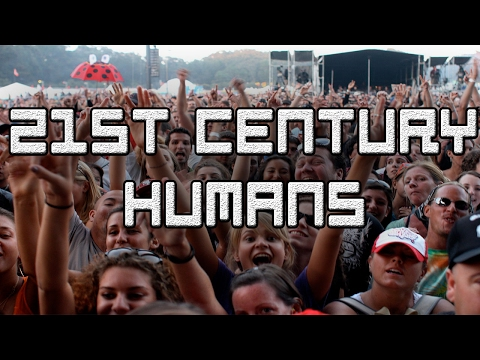 A Look Back at 21st Century Humans