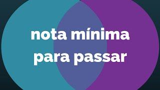 Veja qual a nota mínima que você precisa tirar para passar no vestibular UERJ. Mais vídeos em: http://www.uerjninja.com.br.