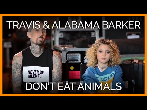 Father and Daughter Love Animals Too Much to Eat Them (видео)