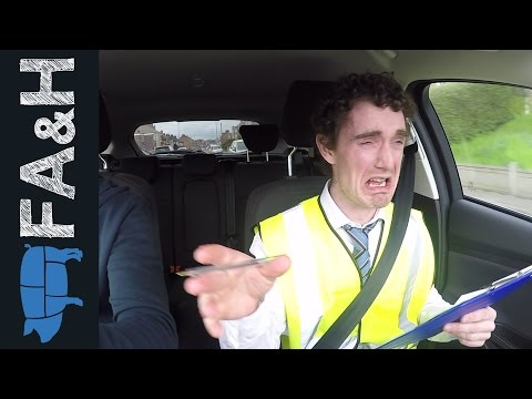 The Driving Instructor 2 - Foil Arms And Hog