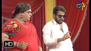Hyper Aadi Raising Raju Performance  Jabardasth  14th June 2018  ETV  Telugu