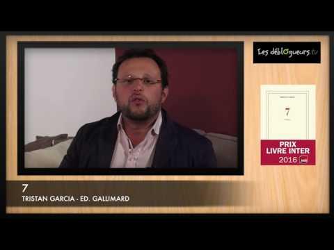 Vidéo de Tristan Garcia